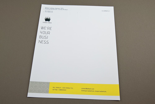 General Corporate Letterhead  General Corporate Letterhead   Flickr