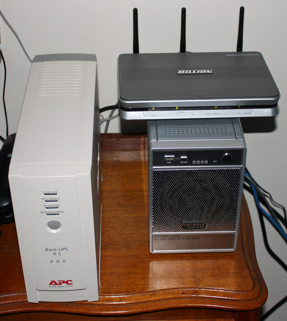 New APC Back-UPS RS 800 | Given the flaky nature of the NSW