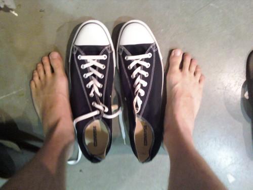 Converse Size  Shoes