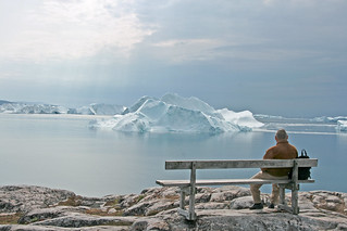 Old man and ice - Ilulissat | by Göran Ingman