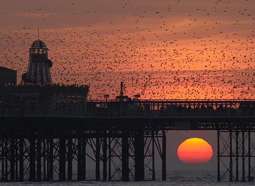 Brighton triple cliché | by Alex Bamford