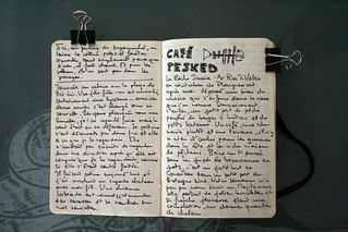 Glam Moleskine 5 | by Lost in Anywhere
