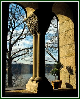 View From a Window at the Cloisters | by Tony Fischer Photography