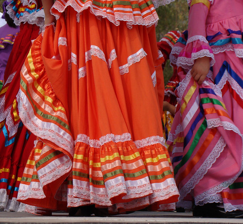 Colorful Dresses | by Bisayan lady