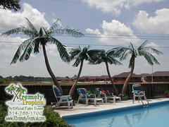 Artificial Palm Trees For Home Decor