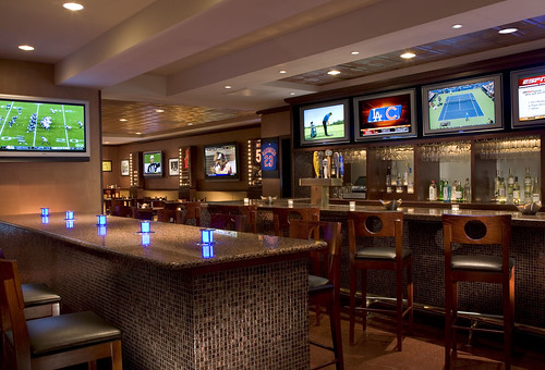 hilton chicago o 39 hare sports edition bar illinois office of tourism flickr. Black Bedroom Furniture Sets. Home Design Ideas