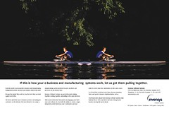 Scull B2B Ad | by Bright Orange Advertising