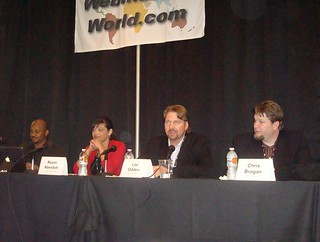 Wayne Sutton, Lee Odden, Chris Brogan | by TopRankMarketing