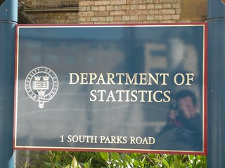 Department of Statistics | by TonZ