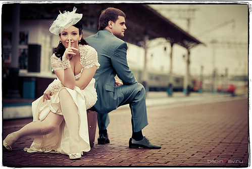 0820-3064 | by Victor Babintsev. Wedding Photographer