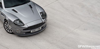 Aston Martin Vanquish S | by GFWilliams.net Automotive Photography