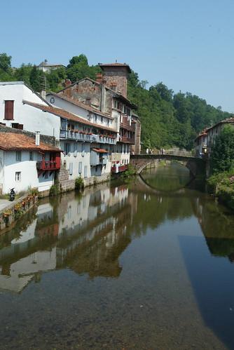 Pont de st jean pied de port gites de france sud - Gites de france st jean pied de port ...