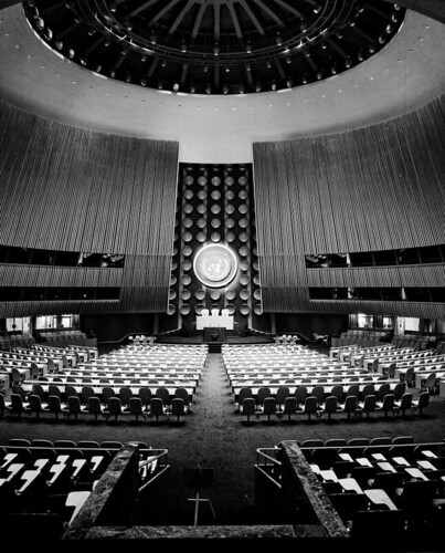 The United Nations General Assembly Building | by United Nations Photo