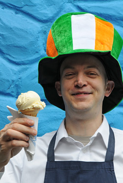 Garry with Ice Cream | by icecreamireland