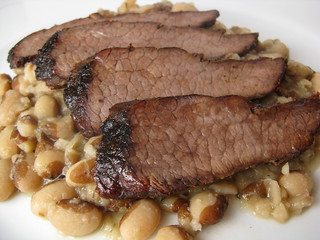 Brisket with beans | by katbaro