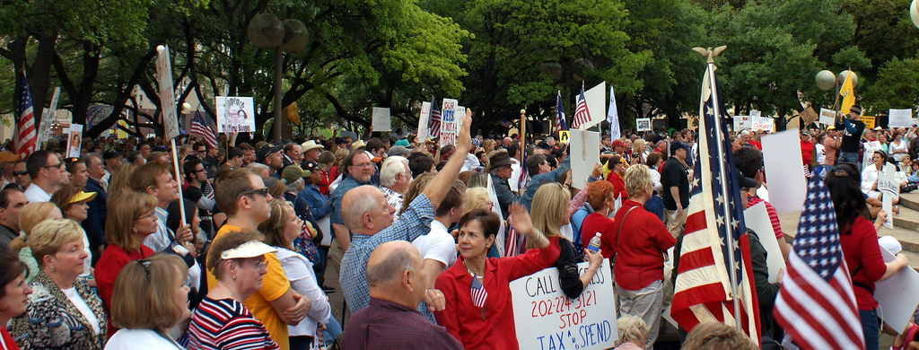 Image result for tea party 2009 dallas images