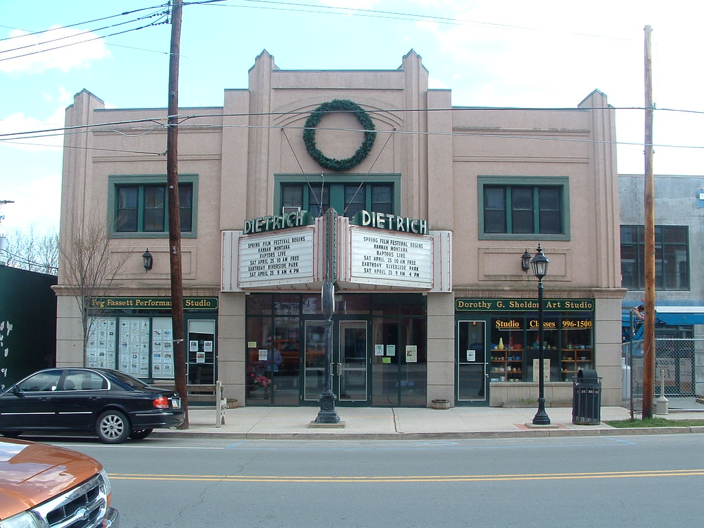 Image result for dietrich theater tunkhannock