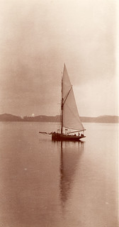Sailboat, Lysekil, Sweden | by Swedish National Heritage Board