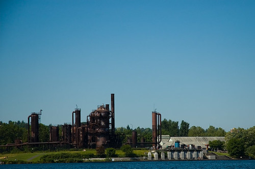 Gas Works Park | by saffyre9