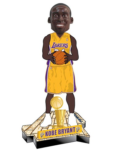 Life-sized Kobe Bobble | by basketbawful