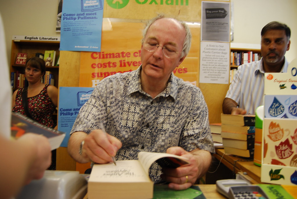 Image result for philip pullman