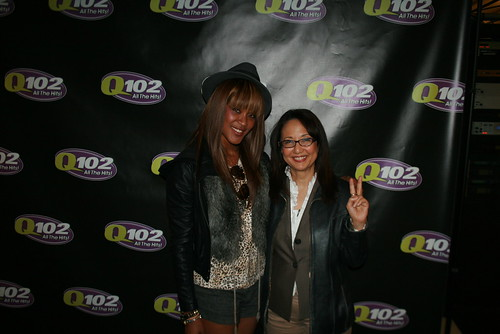 Shontelle Meet and Greet | by Q102 Philly