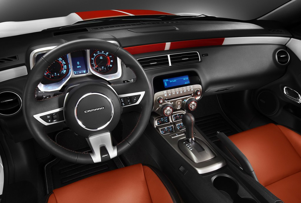 ... 2011 Chevrolet Camaro Indy Pace Convertible Dashboard And Interior | By  Coconv Nice Look
