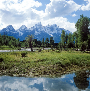 Grand Tetons | by Gale Lindstrom