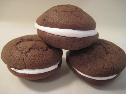 Weight Watchers Whoopie Pies | by NoshWithMe
