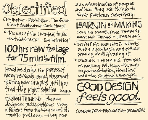 SXSWi 2009: Sketchnotes 35-36 | by Mike Rohde