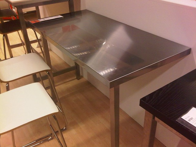 ... Utby Bar Table With 2 Legs   By JenSdavid109