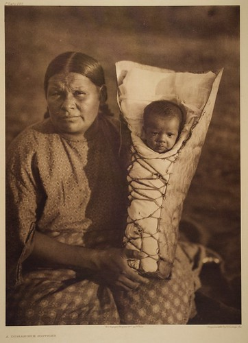 A Comanche Mother | by George Eastman Museum