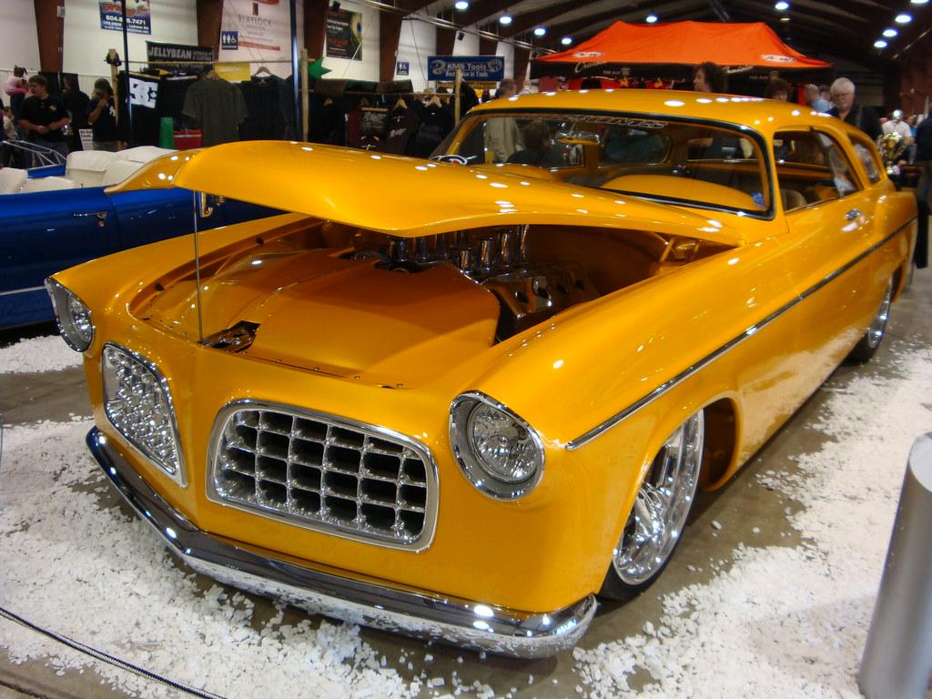 Tradex Car Show