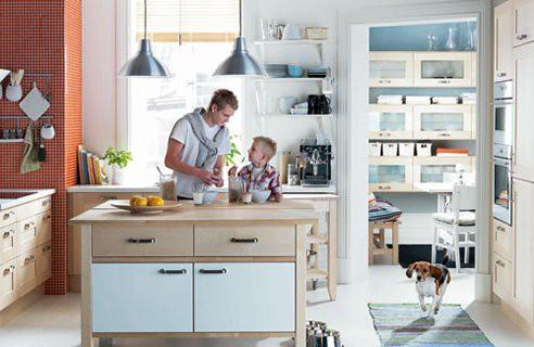 Horizontal pantry cabinets flickr - Ikea mobiletti cucina ...