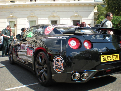 R35 GTR at Gumball 3000 | by gtroc