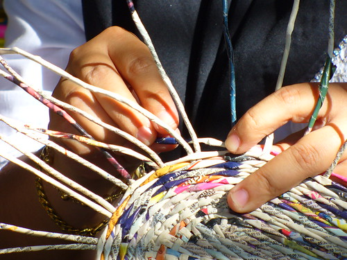 Basket Weaving | by The Advocacy Project