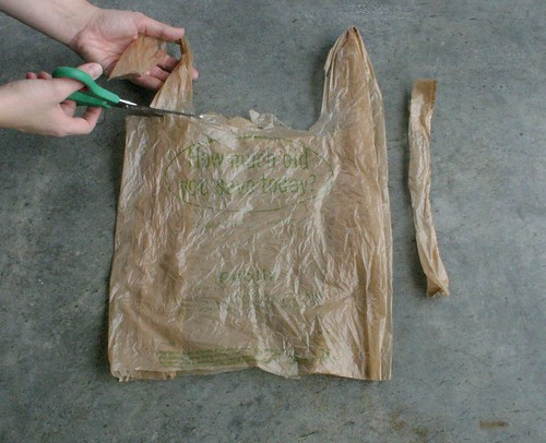 Fusing Plastic Bags:  Step Two | by SoSheSews