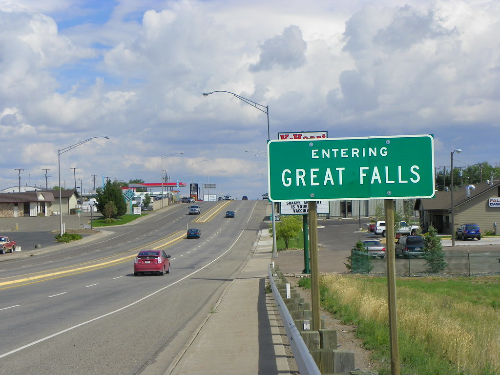 Image result for Great Falls Montana