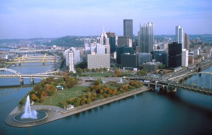 Pittsburgh's Three Rivers | by VisitPittsburgh