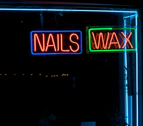Nails Wax | by Jeremy Brooks