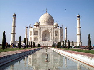 TAJ MAHAL - THE SEVEN WONDERS OF THE WORLD | by Diganta Talukdar