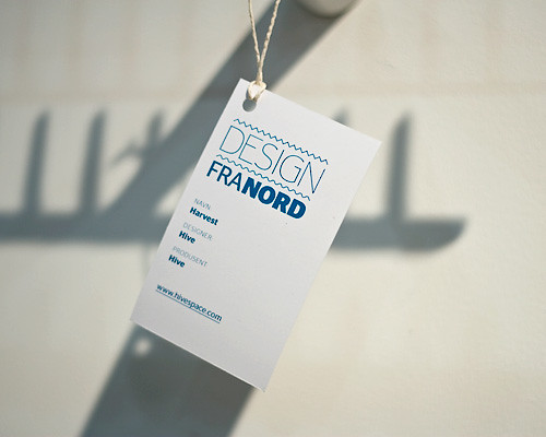 Great ... Design Fra Nord   Name Tag | By Your Friends Graphic Design Studio