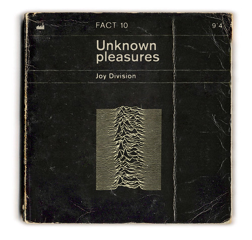 Joy Division: Unknown Pleasures | by Littlepixel™