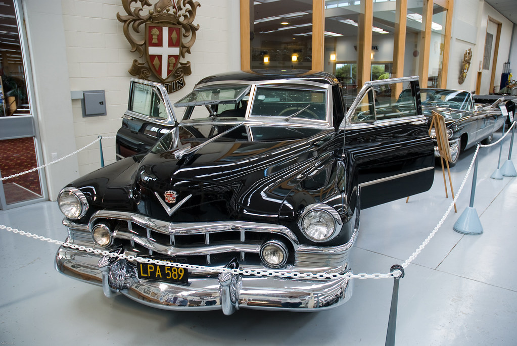 Cadillac Gangster 1950 Southward Car Museum Based On A 1 Flickr