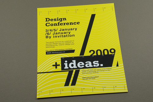Contemporary Design Conference Flyer Contemporary Design C – Contemporary Flyer