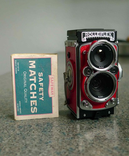 My other Rolleiflex! | by bawtrees