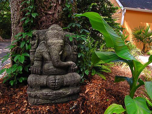 Superb Ganesh Garden Statue By Firefly242