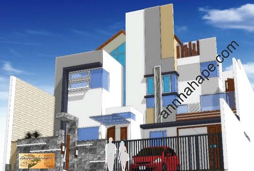 Gambar rumah idaman,contoh minimalis modern, desain rumah ...