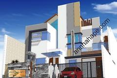 gambar rumah idaman,contoh minimalis modern, desain rumah