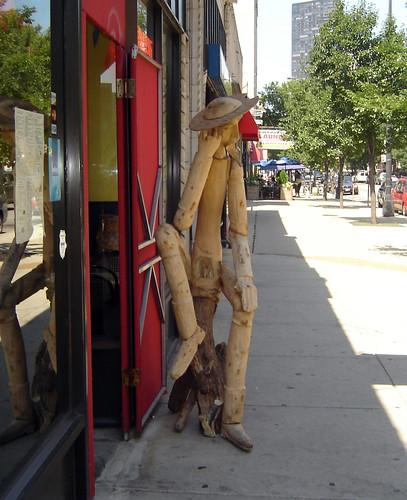 Tree Up Ass 81